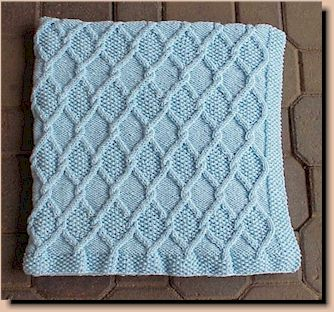 Free Knitting Pattern For Baby Blanket With Cables : CAR SEAT BLANKET FREE KNITTING PATTERN - VERY SIMPLE FREE ...