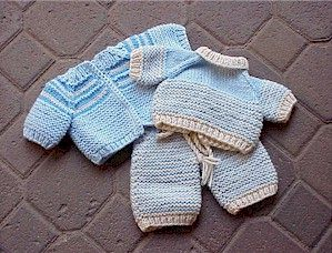 Free Knitting Pattern Dolls Jumper : FREE KNITTING PATTERN DOLLS JUMPER - VERY SIMPLE FREE ...