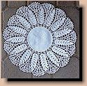 Antique Wheat Linen Doily Pattern  $3.00